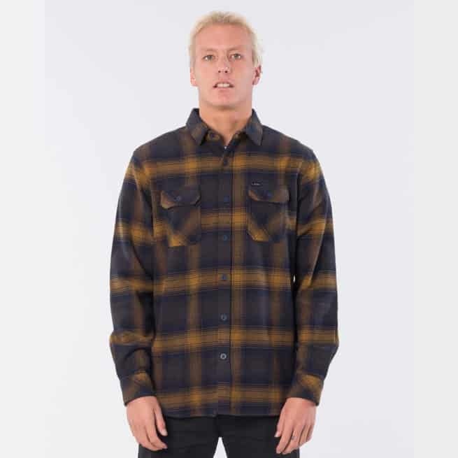 Rip Curl Count L/s Shirt Washed Mustard. Rip Curl Shirts - Long Sleeve in Mens Shirts - Long Sleeve & Mens Shirts. Code: CSHNL1