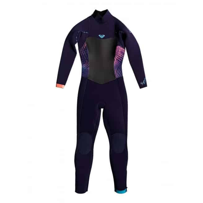 Roxy Teeny 3/2 Syncro Gbs Bz Blue Ribbon/ Coral F. Roxy Steamers in Toddlers Steamers & Toddlers Wetsuits. Code: ERLW103001