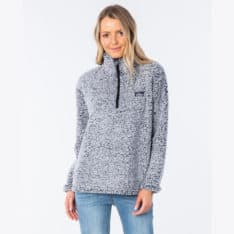 Rip Curl Dark N Stormy 1/4 Zip Crw Light Grey. Rip Curl Fashion Tops in Womens Fashion Tops & Womens Tops. Code: GFEJO1
