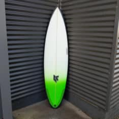 Vern Jackson Vj Solution 3 Black/green. Vern Jackson Surfboards in Boardsports Surfboards & Boardsports Surf. Code: VJSOLUT3
