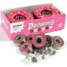 Hardcore Sk8 Daewon Donut Box Assor. Hardcore Sk8 Bearings in Boardsports Bearings & Boardsports Skate. Code: 11246015