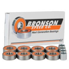 Hardcore Sk8 Bronson G2 Bearings Assor. Hardcore Sk8 Bearings in Boardsports Bearings & Boardsports Skate. Code: 11279209