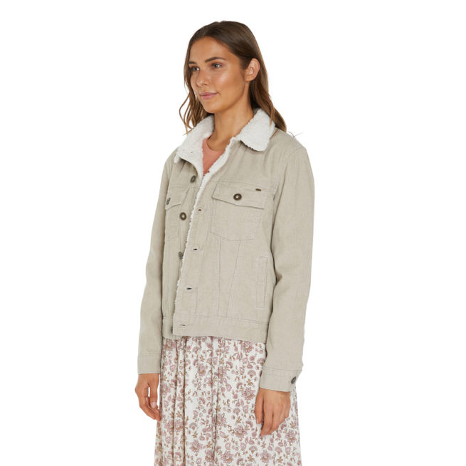 Oneill Gypsy Jacket Tau Taupe. Oneill Jackets in Womens Jackets & Womens Jackets, Jumpers & Knits. Code: 5921508
