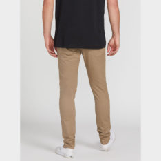 Volcom 2x4 Tap Lite 5 Pkt Beige. Volcom Jeans in Mens Jeans & Mens Pants & Jeans. Code: A1112003