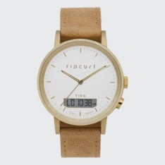 Rip Curl Circa Tide Digital Leather Gold. Rip Curl Watches in Womens Watches & Womens Watches. Code: A1149G