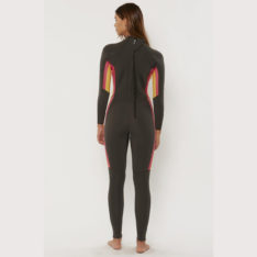 Sisstrevolution 7 Seas 32 Stripe Bz Steamer Charcoal. Sisstrevolution Steamers in Womens Steamers & Womens Wetsuits. Code: GN09L32S