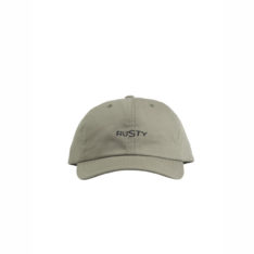 Rusty Bad Influence Adjustable Faded Olive. Rusty Hats & Caps in Mens Hats & Caps & Mens Headwear. Code: HCM0959