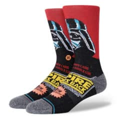 Stance Vader 40th Socks Red. Stance Socks, Underwear, Pyjamas in Mens Socks, Underwear, Pyjamas & Mens Footwear. Code: A545B20VAD