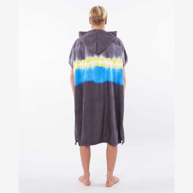 Rip Curl Mix Up Hooded Towel Adult Black/yellow. Rip Curl Towels - Hooded in Mens Towels - Hooded & Mens Accessories. Code: CTWAH9