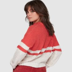 Element Radar Sweater Cranberry. Element Knitwears in Womens Knitwears & Womens Jackets, Jumpers & Knits. Code: 207421
