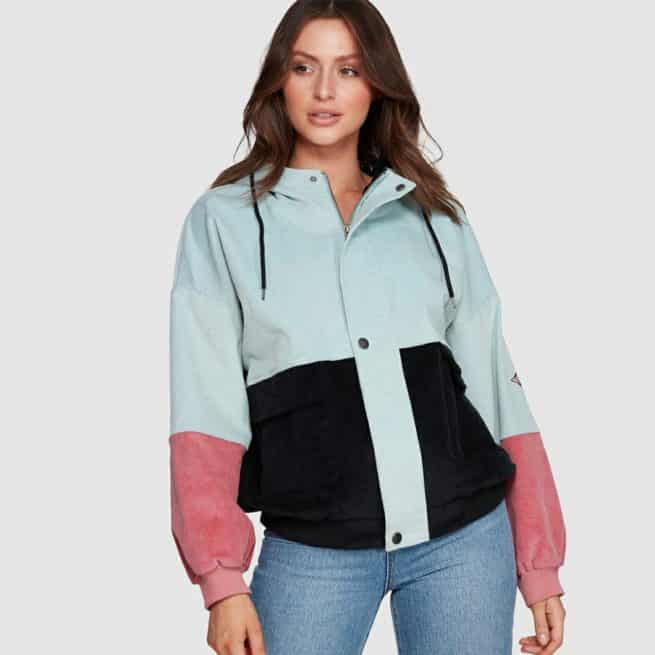 Billabong Set The Tone Jacket Off Black. Billabong Jackets in Womens Jackets & Womens Jackets, Jumpers & Knits. Code: 6508894