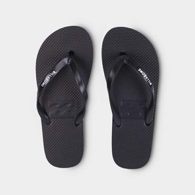 Billabong Lowdown Splice Thongs Black/white. Billabong Thongs in Mens Thongs & Mens Footwear. Code: 9681939