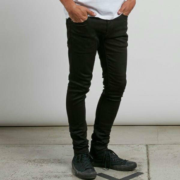Volcom 2x4 Tapered Skinny Fit 12 Black On Black. Volcom Jeans in Mens Jeans & Mens Pants & Jeans. Code: A1931610
