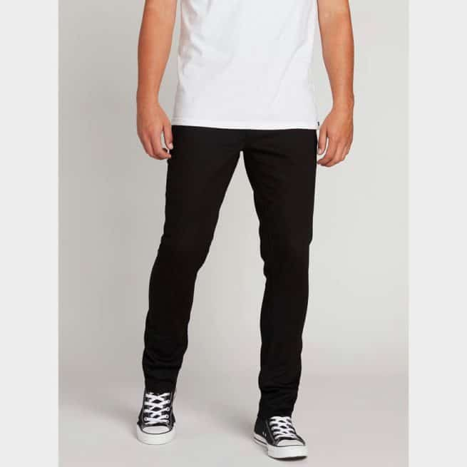 Volcom 2x4 Tapered Skinny Fit 12 Blackout. Volcom Jeans in Mens Jeans & Mens Pants & Jeans. Code: A1931610