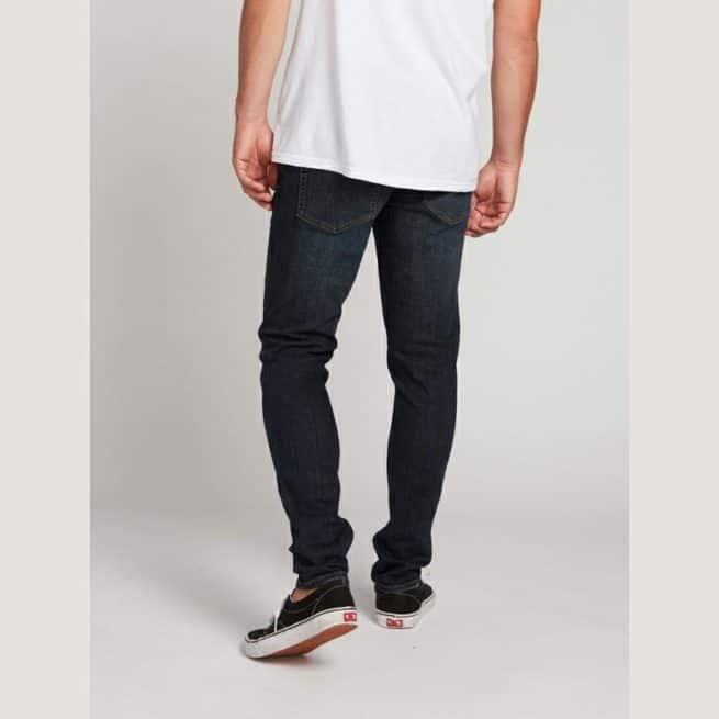 Volcom 2x4 Tapered Skinny Fit 12 Vbl. Volcom Jeans in Mens Jeans & Mens Pants & Jeans. Code: A1931610