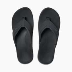 Reef Ortho Spring Black. Reef Thongs in Mens Thongs & Mens Footwear. Code: A3YKS