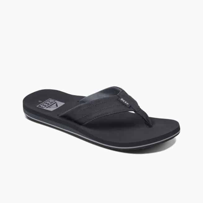 Reef Twinpin Lux Black. Reef Thongs in Mens Thongs & Mens Footwear. Code: A3YKZ