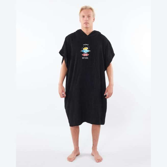 Rip Curl Wet As Hooded Towel Mens Washed Black. Rip Curl Towels - Hooded in Mens Towels - Hooded & Mens Accessories. Code: CTWCE1