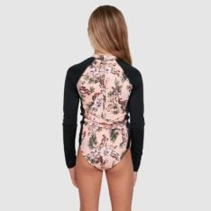 Billabong Summer Jam Onepiece Pink. Billabong Rashvests in Girls Rashvests & Girls Wetsuits. Code: 5703002