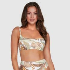 Billabong Tropicale Mia Dd Bralette White. Billabong Swimwear - Separates in Womens Swimwear - Separates & Womens Swimwear. Code: 6503837