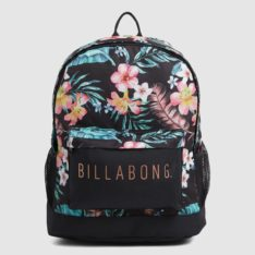 Billabong Eden Tiki Backpack Black. Billabong Backpacks in Womens Backpacks & Womens Bags. Code: 6603002