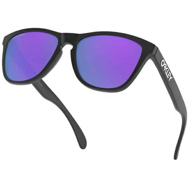 Oakley Frogskin Mte Black Vio Priz Prizm. Oakley Sunglasses in Mens Sunglasses & Mens Eyewear. Code: 9013H655