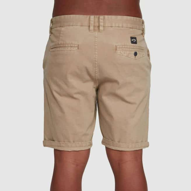 Billabong Wave Wash Twill Walkshort Khaki. Billabong Walkshorts - Fitted Waist in Mens Walkshorts - Fitted Waist & Mens Shorts. Code: 9503706