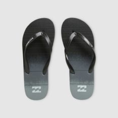 Billabong 73 Stripe Pro Thong Charcoal. Billabong Thongs in Mens Thongs & Mens Footwear. Code: 9603940