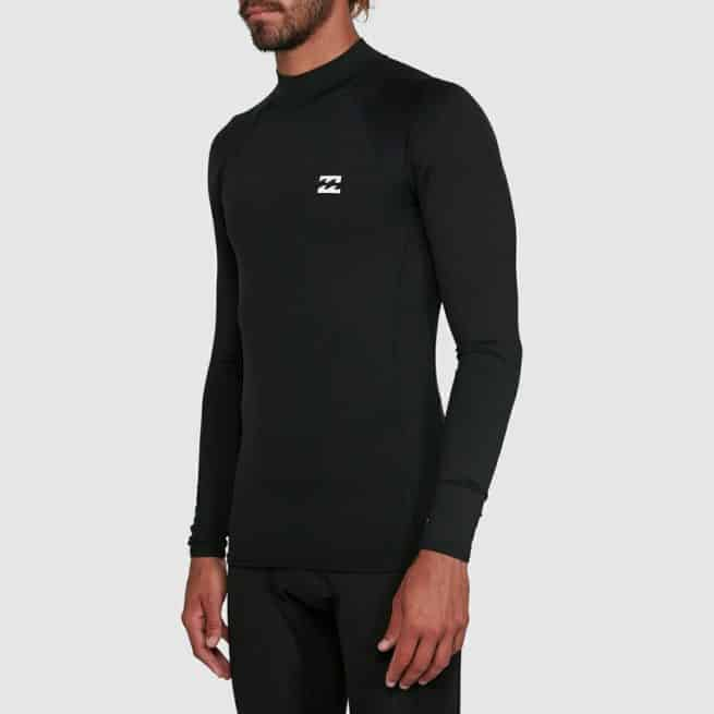 Billabong All Day Thermal Long Sleeve Vest Black. Billabong Rashvests in Mens Rashvests & Mens Wetsuits. Code: 9703513