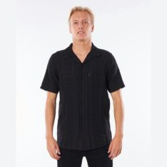 Rip Curl Broken Stripe Short Sleeve Shirt Black. Rip Curl Shirts - Short Sleeve in Mens Shirts - Short Sleeve & Mens Shirts. Code: CSHDX9