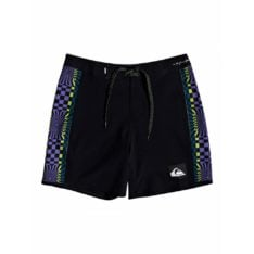 Quiksilver Highline Strobe Arch Yout Black. Quiksilver Boardshorts - Fitted Waist in Boys Boardshorts - Fitted Waist & Boys Shorts. Code: EQBBS03517