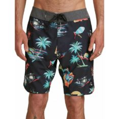 Quiksilver Highline Sun Damage 19 Black. Quiksilver Boardshorts - Fitted Waist in Mens Boardshorts - Fitted Waist & Mens Shorts. Code: EQYBS04440