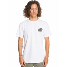 Quiksilver Swell Raisers Ss White. Quiksilver Tees in Mens Tees & Mens T-shirts & Singlets. Code: EQYZT06047