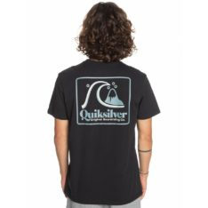 Quiksilver Beach Tones Ss Black. Quiksilver Tees in Mens Tees & Mens T-shirts & Singlets. Code: EQYZT06053