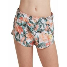 Roxy Choose Happy Bright White Heavy T. Roxy Boardshorts - Fitted Waist in Girls Boardshorts - Fitted Waist & Girls Shorts. Code: ERGBS03078