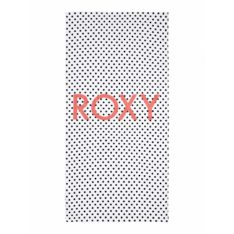 Roxy Cold Water Printed Bright White Dotsy. Roxy Towels in Womens Towels & Womens Accessories. Code: ERJAA03790