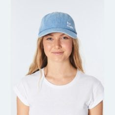 Rip Curl Revival Denim Cap Blue. Rip Curl Hats & Caps in Womens Hats & Caps & Womens Headwear. Code: GCAIQ1