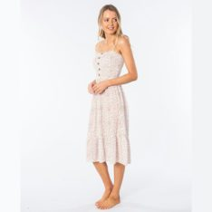 Rip Curl In The Tropics Midi Dress Off White. Rip Curl Dresses in Womens Dresses & Womens Skirts, Dresses & Jumpsuits. Code: GDRIW7