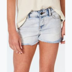 Rip Curl Girl Amy Denim Short Blue Ice. Rip Curl Walkshorts - Fitted Waist in Girls Walkshorts - Fitted Waist & Girls Shorts. Code: JWAAW1