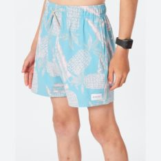 Rip Curl Paradise Party Volley-boy Teal. Rip Curl Boardshorts - Elastic Waist in Boys Boardshorts - Elastic Waist & Boys Shorts. Code: KBOCW9