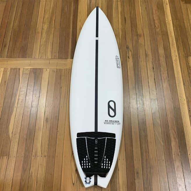 Used Second Hand Surfboard Fw No Brainer 5.10 Na. Used Second Hand Surfboards in Boardsports Second Hand Surfboards & Boardsports Surf. Code: RCUSH588