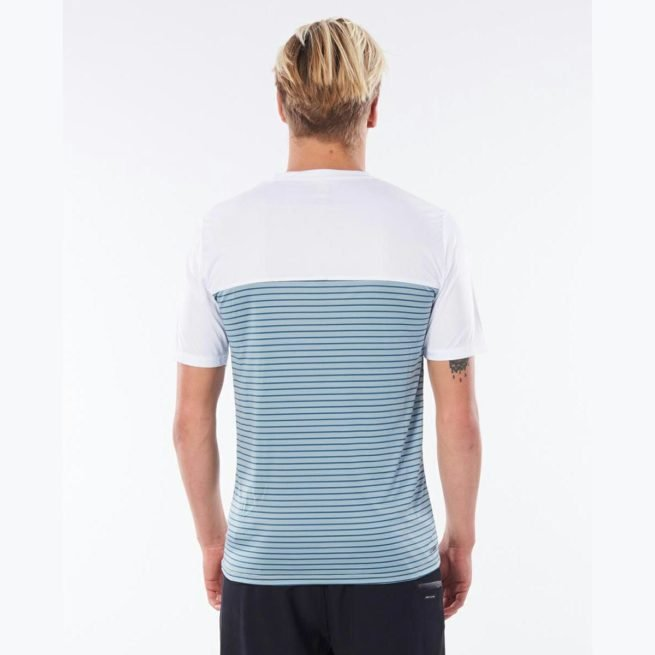Rip Curl Constructor Short Sleeve Surflite Dusty Blue. Rip Curl Rashvests in Mens Rashvests & Mens Wetsuits. Code: WLYY5M