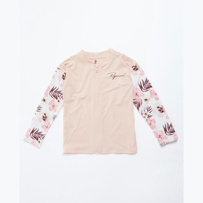 Rip Curl Girls 0-6 Tropic Long Sleeve Z-thr Pink. Rip Curl Rashvests in Toddlers Rashvests & Toddlers Wetsuits. Code: WLYYHF