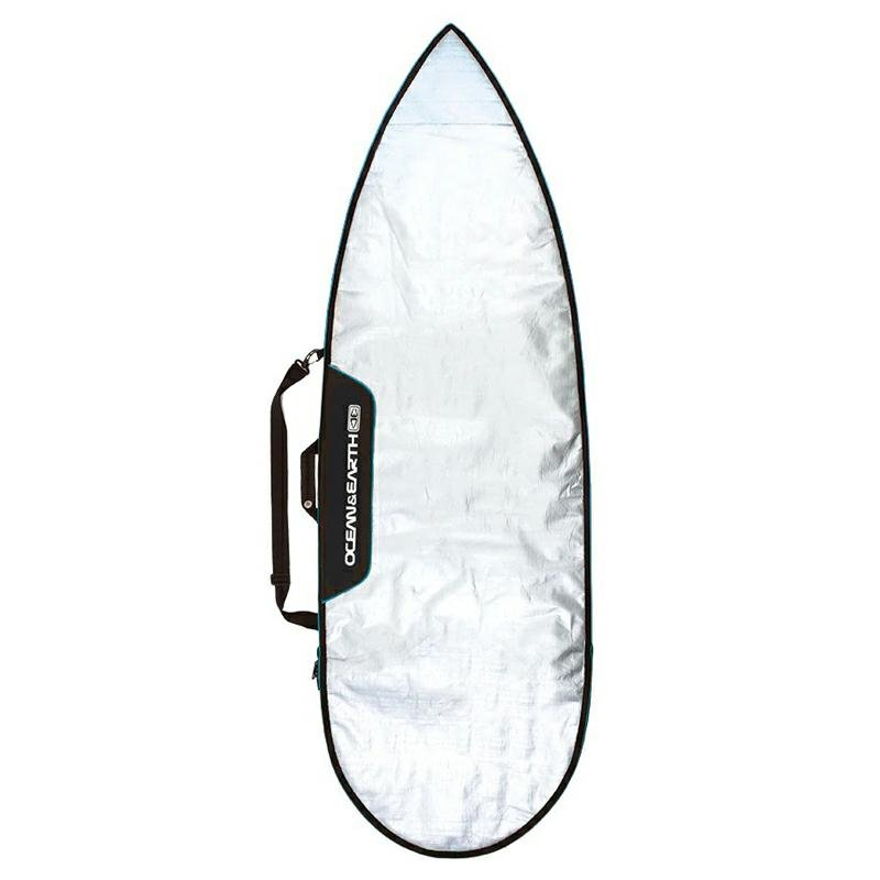 Ocean And Earth Barry Basic Surfboard Cover Blu. Ocean And Earth Boardbags in Boardsports Boardbags & Boardsports Surf. Code: SCSB22