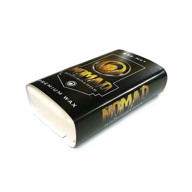 Nomad Nomad Bodyboard Wax Ass. Nomad Waxes in Boardsports Waxes & Boardsports Bodyboard. Code: W100