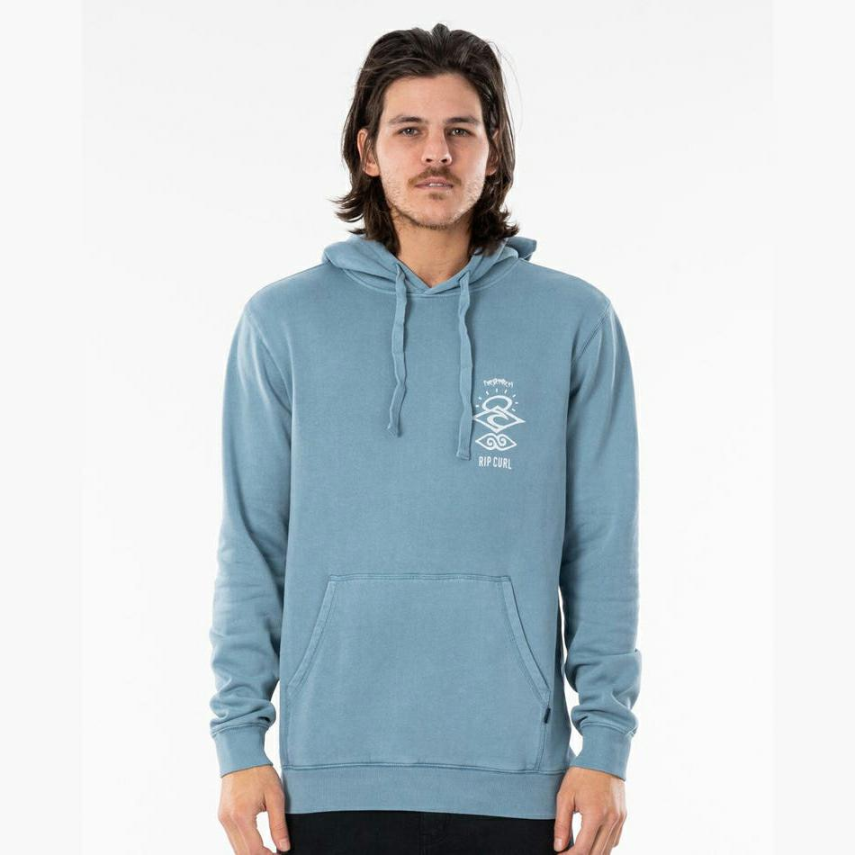 Rip Curl Search Icon Hood Mid Blue. Rip Curl Hoodies in Mens Hoodies & Mens Jackets, Jumpers & Knits. Code: CFEEA9