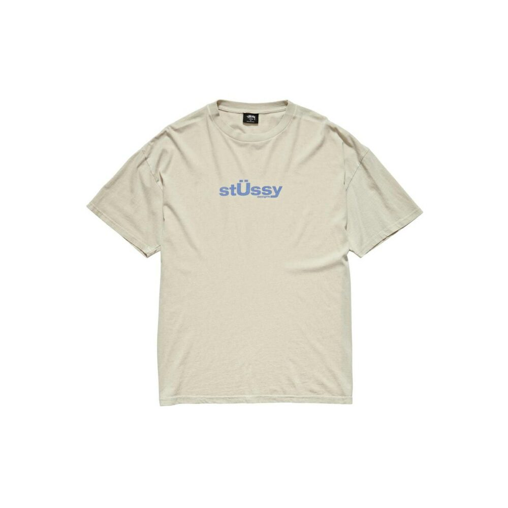 Stussy Big U Relaxed Tee Whisn. Stussy Tees in Womens Tees & Womens T-shirts & Singlets. Code: ST116003