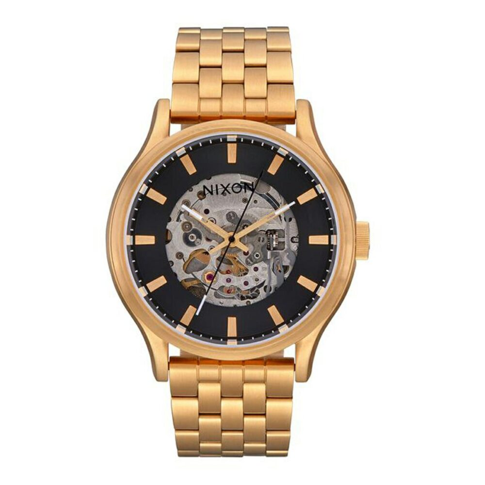 Nixon Spectra Black/gold Black Gold. Nixon Watches in Mens Watches & Mens Watches. Code: A1323010