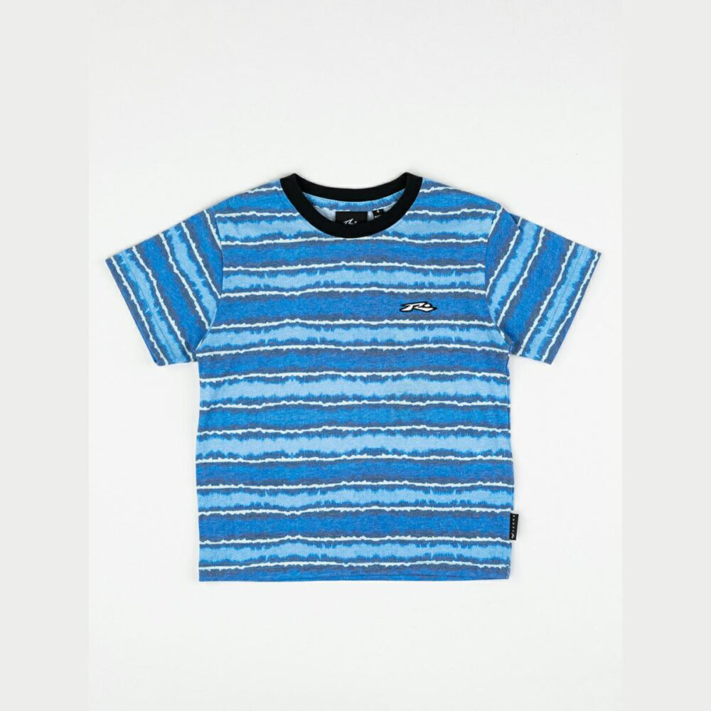 Rusty Live Wire Short Sleeve Te Porcelain. Rusty Tees in Toddlers Tees & Toddlers T-shirts & Singlets. Code: TTR0490